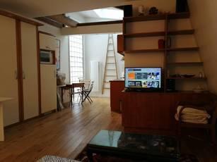 Location meublée studio 32m² Paris 11E - 1.210€