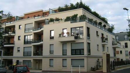 Location appartement 3pi�ces 54m� Issy-Les-Moulineaux (92130) - 1.525€