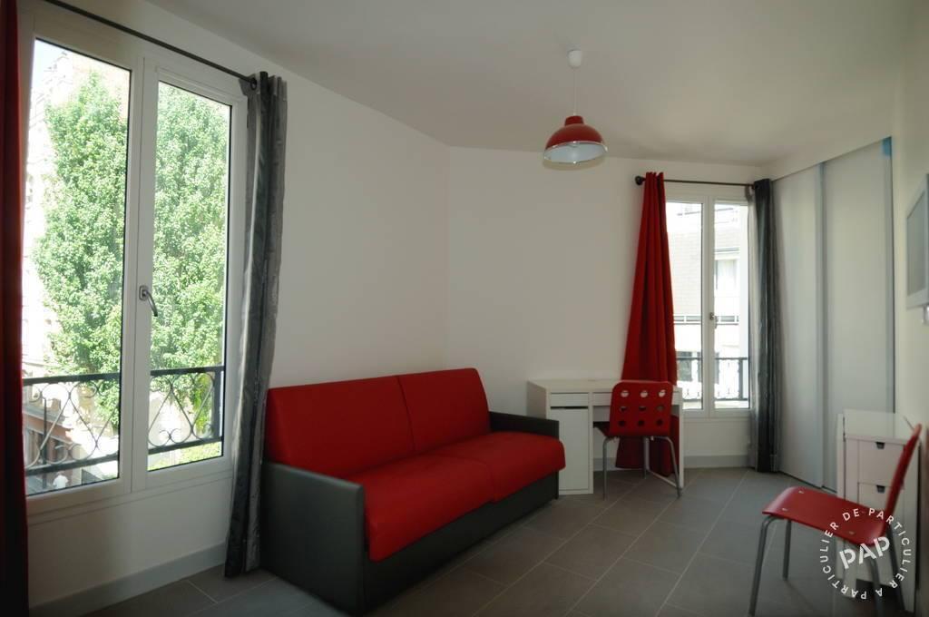 Location Appartement Paris 17m² 740€