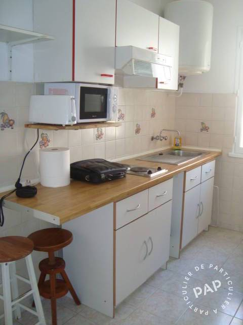 Location Appartement Nice (06) 18 m² 488 €