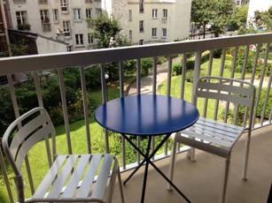Location meublée studio 38m² Paris 13E - 1.250€