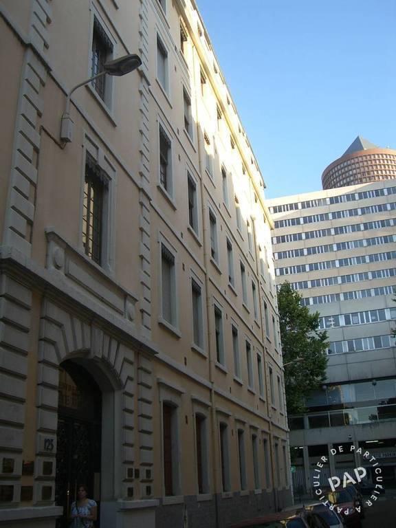 Location Appartement Lyon 23 m² 588