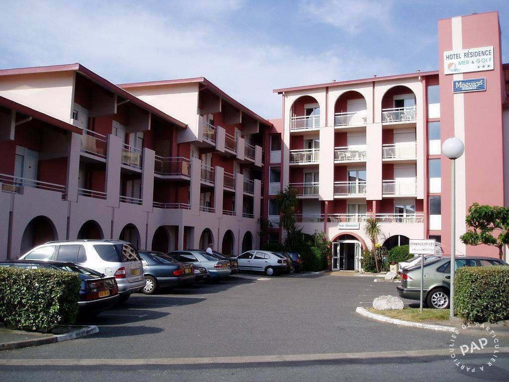 Location Appartement Anglet (64600) 32m² 520€
