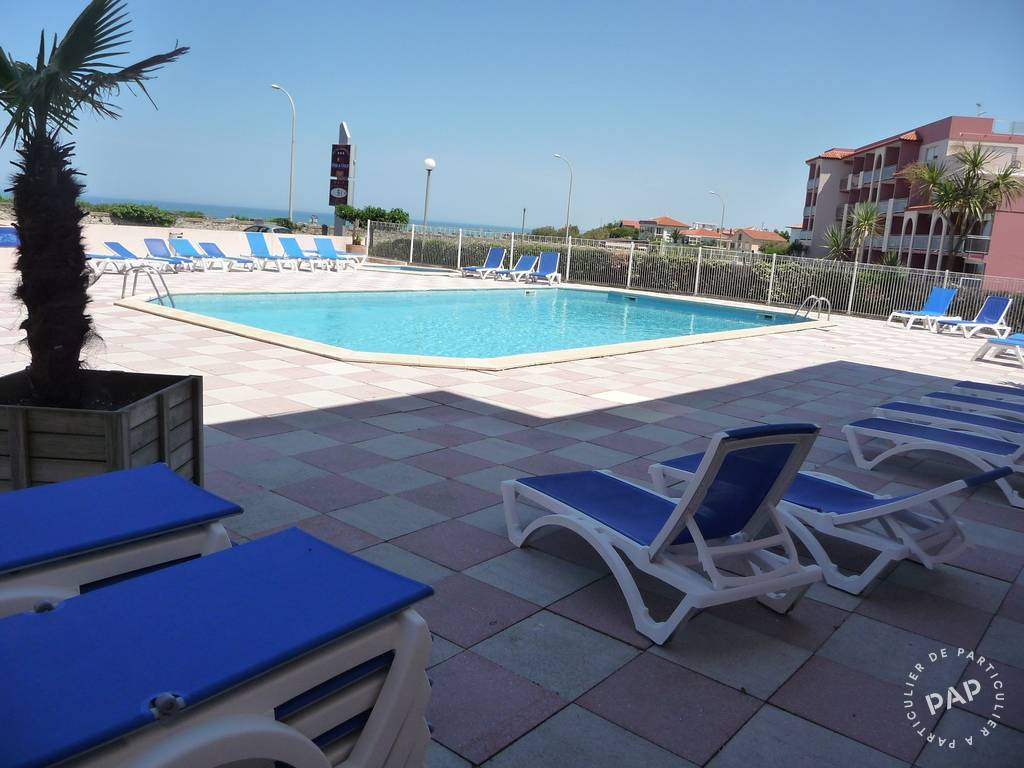 Location immobilier 530€ Anglet (64600)