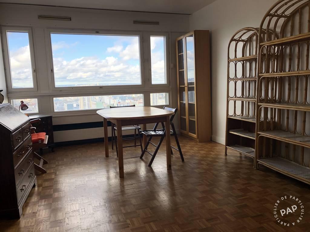 Location Appartement Paris 13E 65m² 1.952€