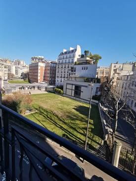 Location meublée appartement 2pièces 31m² Paris 16E - 1.295€