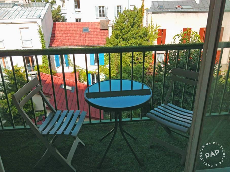 Location Appartement Paris 27m² 995€
