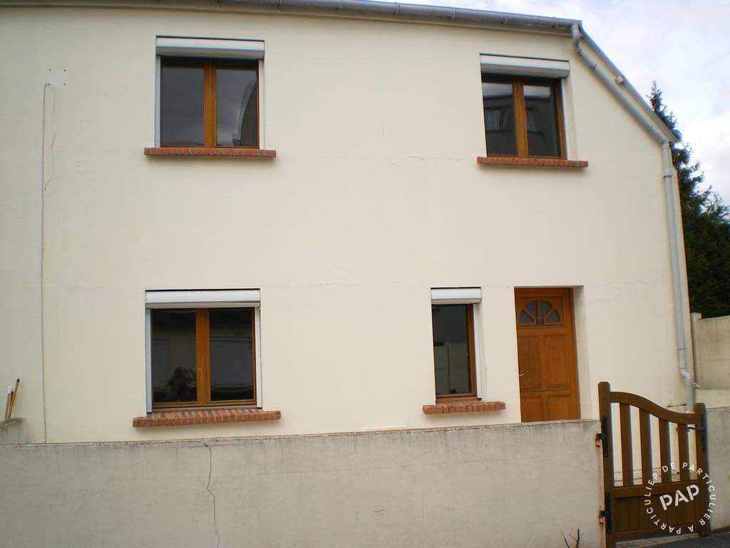 Location maison 4 pièces Sotteville-lès-Rouen (76300)