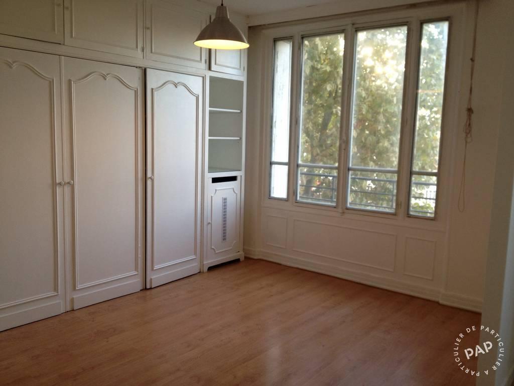 Location Appartement Paris 12E 32m² 1.070€