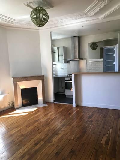 Location appartement 4pièces 78m² Asnieres-Sur-Seine (92600) - 1.789€