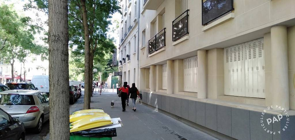 Location Paris 15E 59 m²