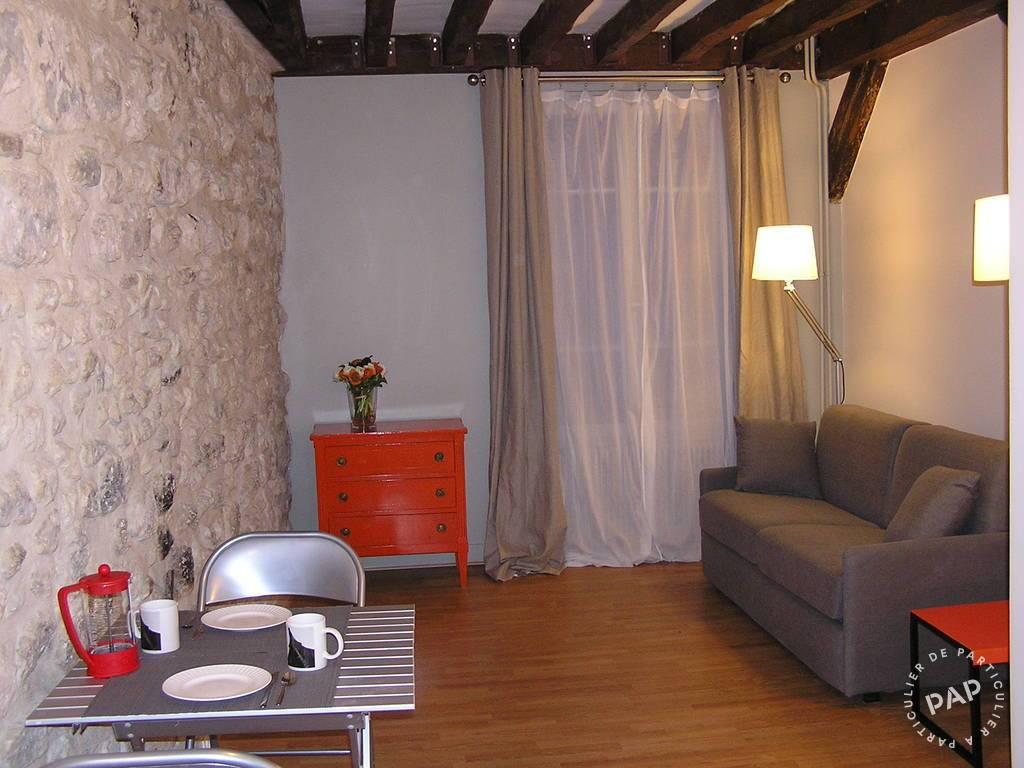 Location Appartement Paris 5E 22m² 1.100€