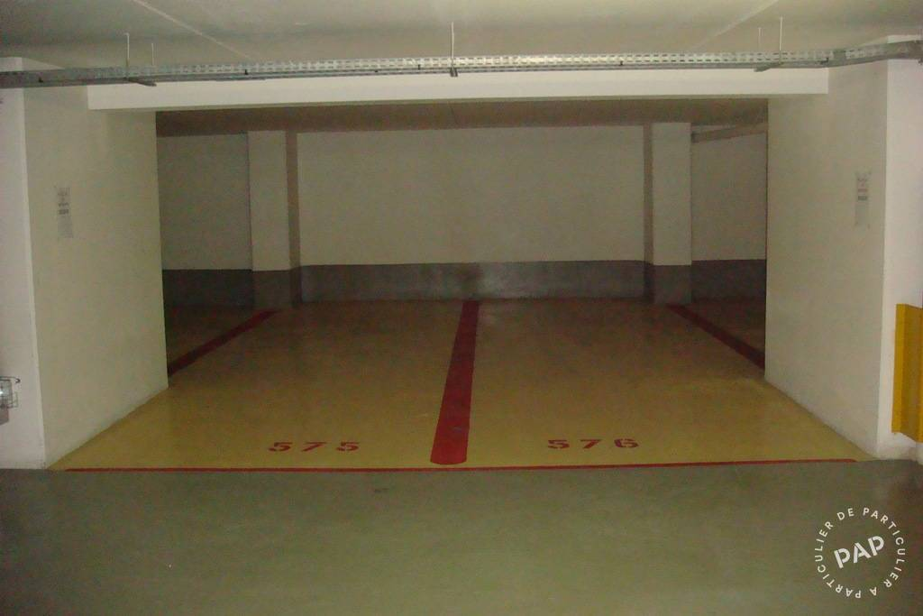 Location Garage, parking Paris 14E  50€