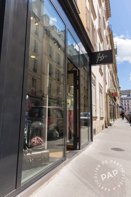 Location Local commercial Paris 6E 30m² 2.000€