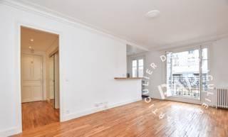 Location Appartement Paris 38m² 1.161€