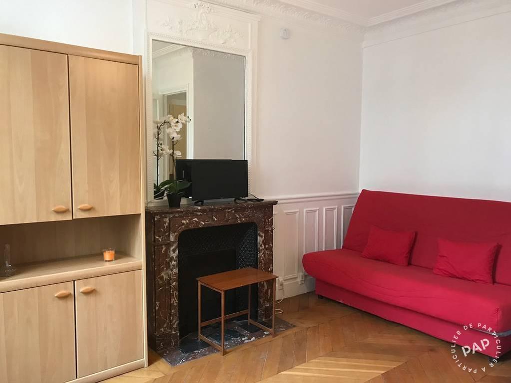 Location appartement 2 pièces Paris 15e