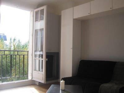 Location studio 17m² Paris 15E - 790€