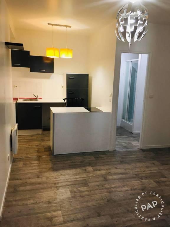 Location Appartement Rouen (76) 22m² 380€