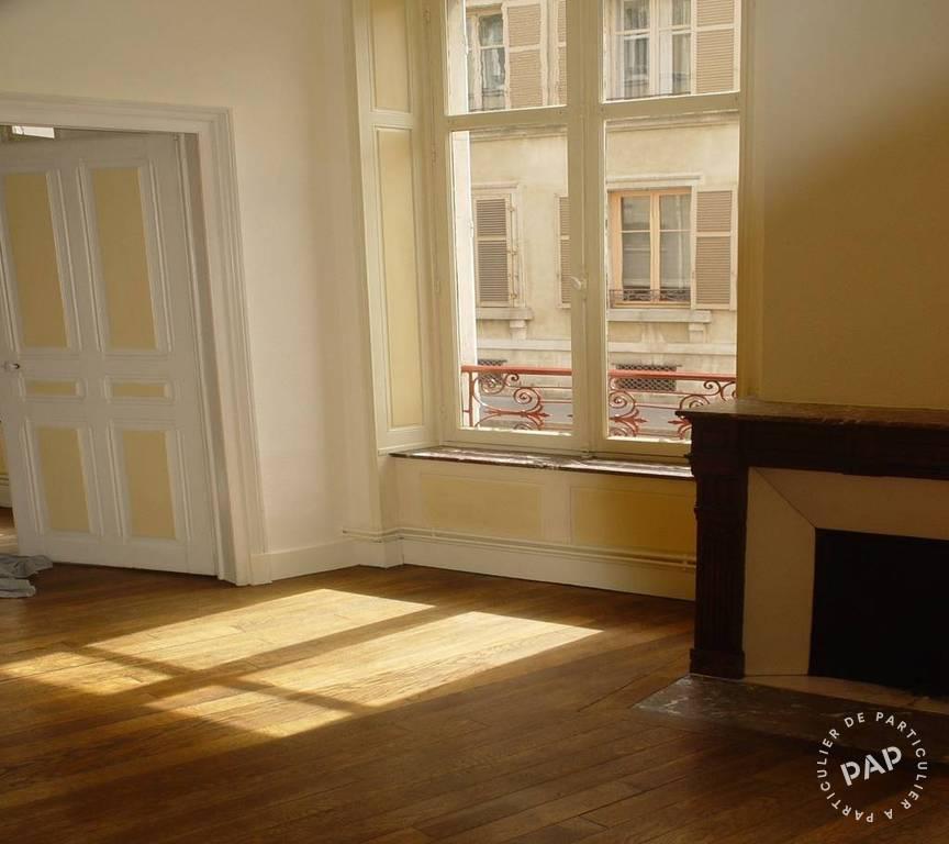 Location Appartement Nancy 58m² 602€