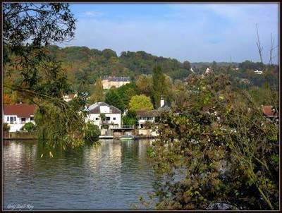 Location appartement 2pi�ces 49m� Vaux-Sur-Seine (78740) - 680€