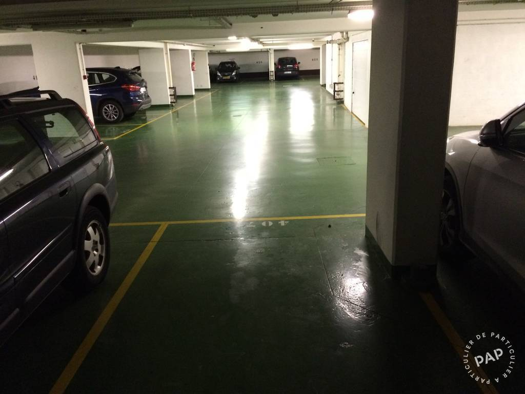 Location garage parking paris 2e 230 e de particulier particulier pap - Location garage paris 15 ...