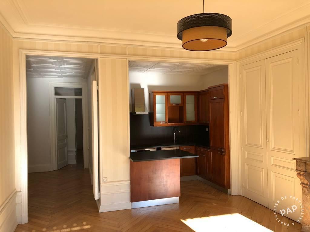 Location Appartement Lyon 6E 76m² 1.570€