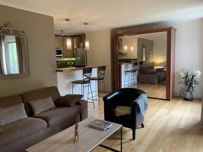 Location meublée appartement 2pièces 60m² Neuilly-Sur-Seine (92200) - 1.850€