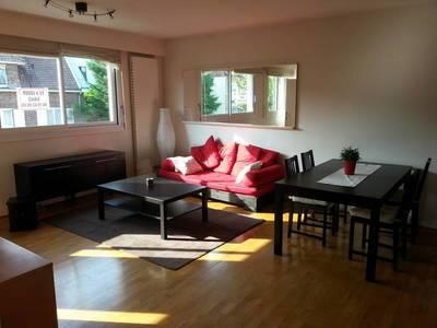 Location meubl�e appartement 2pi�ces 54m� Meudon (92190) - 1.100€