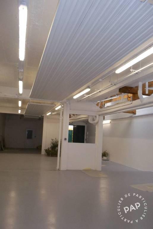 Location Local d'activité Le Pre-Saint-Gervais 265m² 2.930€