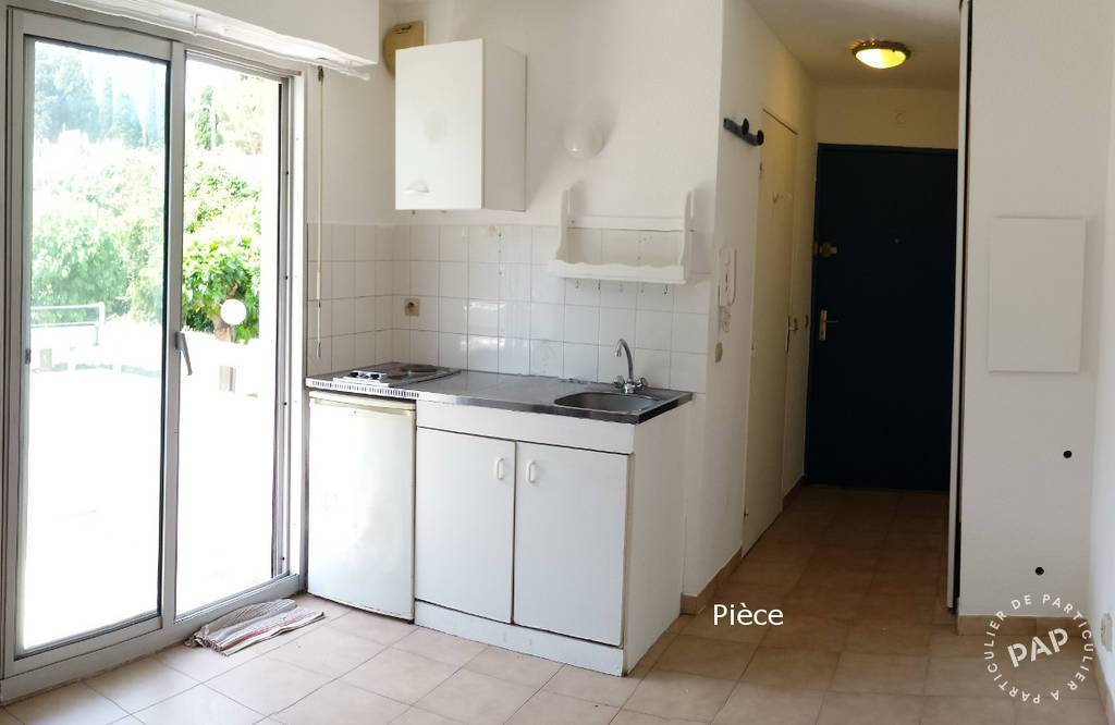 Location Appartement Nice 20 m² 595 €