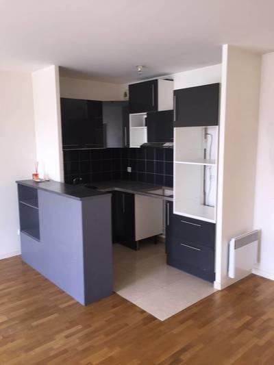Location appartement 2pièces 44m² Asnieres-Sur-Seine (92600) - 950€