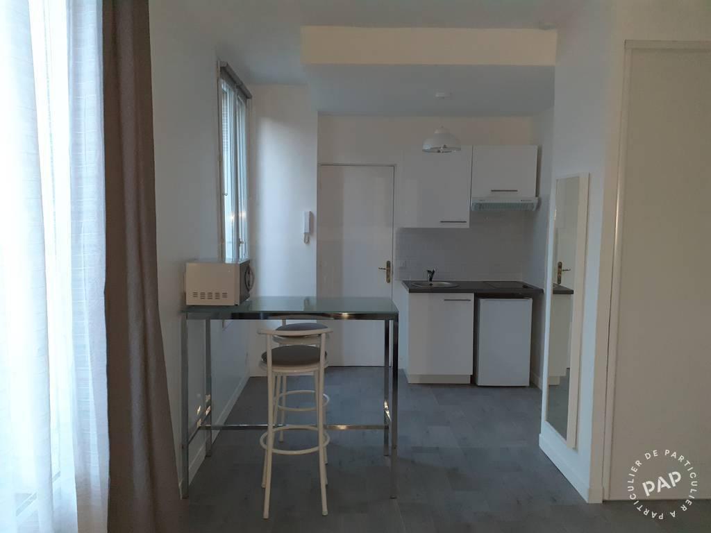 Location appartement studio Nanterre (92000)