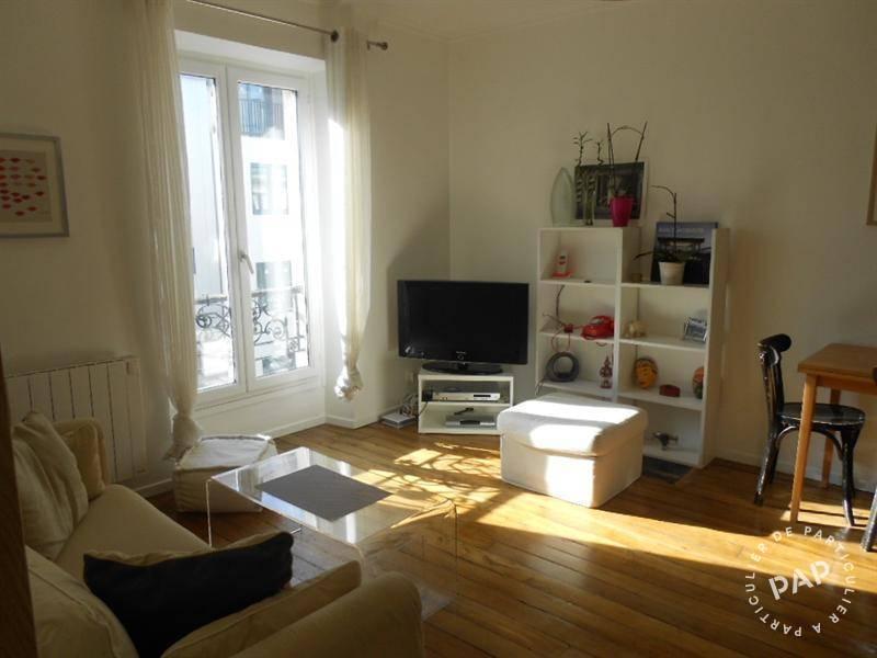 Location Appartement Paris 18E 45m² 1.250€