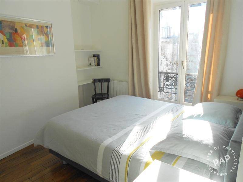Location immobilier 1.250€ Paris 18E