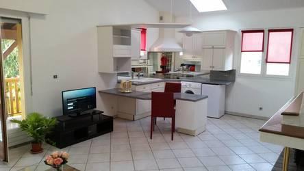 Location meublée appartement 2pièces 50m² Annemasse - 1.000€