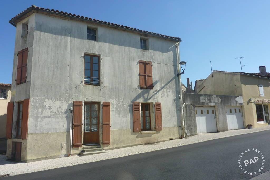 Location maison 2 pièces Pouzauges (85700)