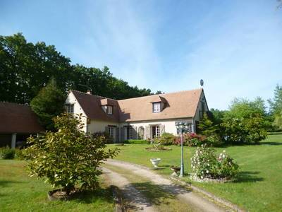 Vente maison 240m² Saint-Leger-En-Yvelines (78610) - 890.000€