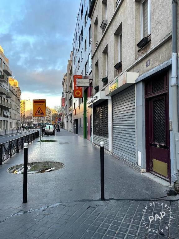 Vente et location Local commercial Paris 12E