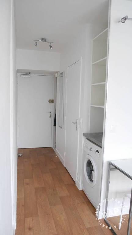 Location meubl e studio 17 m paris 13e 17 m 750 for Location meuble paris 17 particulier