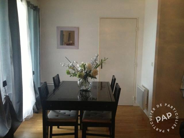 Location Appartement Carrières-Sous-Poissy 40m² 885€