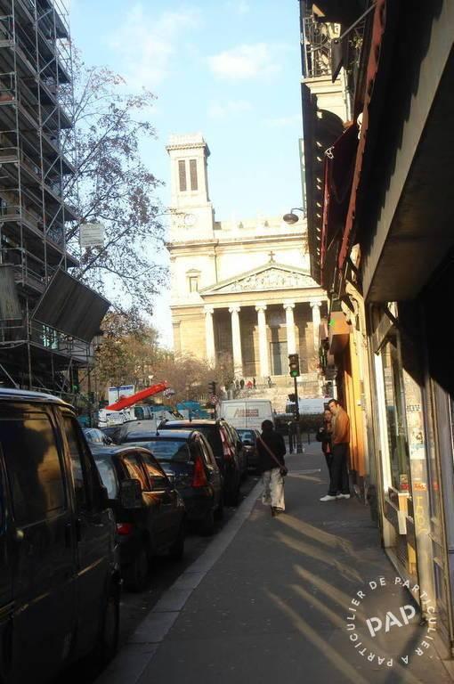 Location Paris 9E 20m²