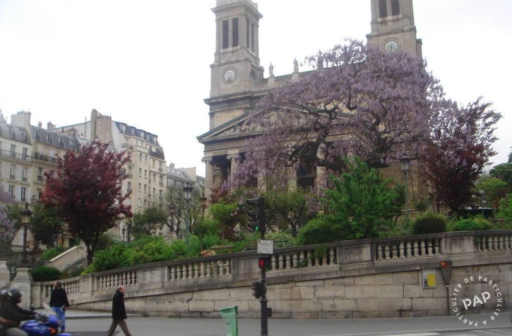 Immobilier Paris 9E 790€ 20m²