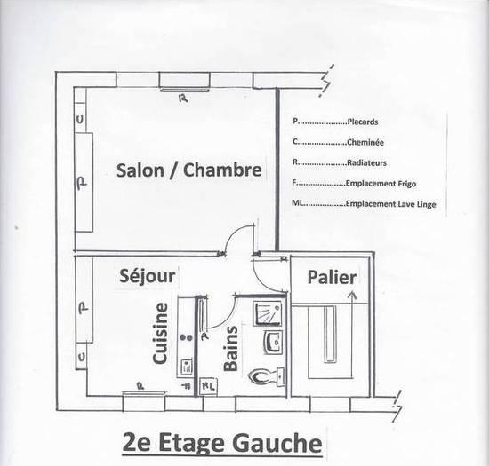 location appartement 2 pi ces 40 m saint fargeau ponthierry 77310 40 m 510 de. Black Bedroom Furniture Sets. Home Design Ideas
