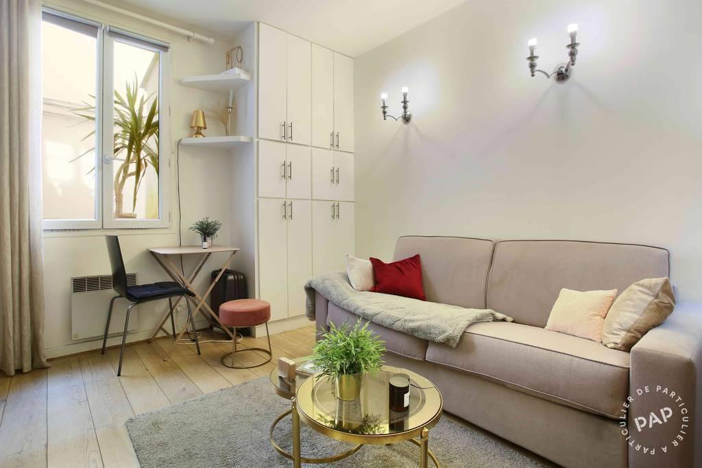 Location Appartement Paris 17m² 780€