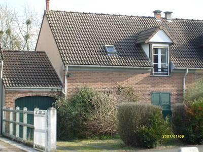 Location maison 89m² Eragny (95610) - 532€