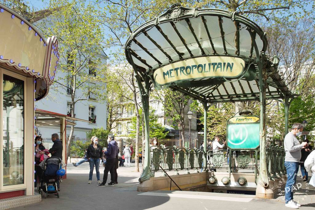 Location immobilier 780€ Paris