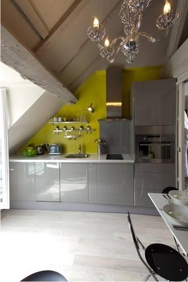 Location meublée appartement 2pièces 30m² Paris 4E - 1.790€