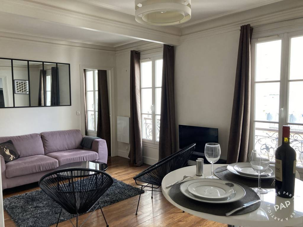 Location Appartement Neuilly-Sur-Seine 45m² 1.620€