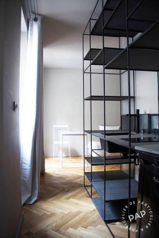 location meubl e studio 23 m paris 19e 23 m 890 de particulier particulier pap. Black Bedroom Furniture Sets. Home Design Ideas