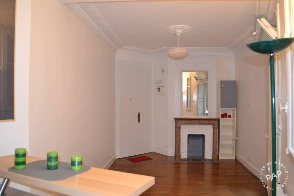 Location studio 23 m paris 18e 23 m 840 de for Chambre de bonne a louer paris pas cher